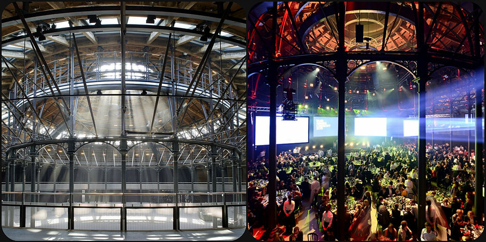 Events at the Roundhouse